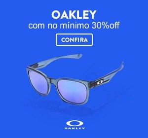 Oakley com 30% Off