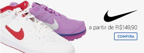 Nike a partir de R$149,90