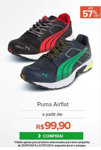Puma Airflat