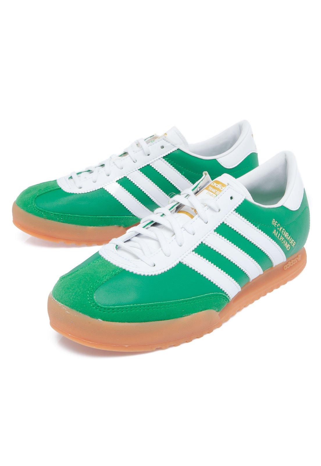 adidas verdes