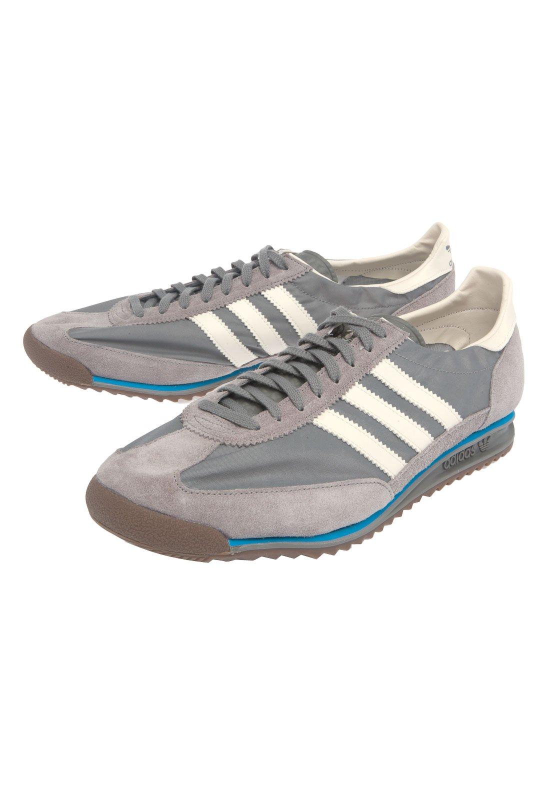 zapatillas casual de mujer originals sl 72 adidas