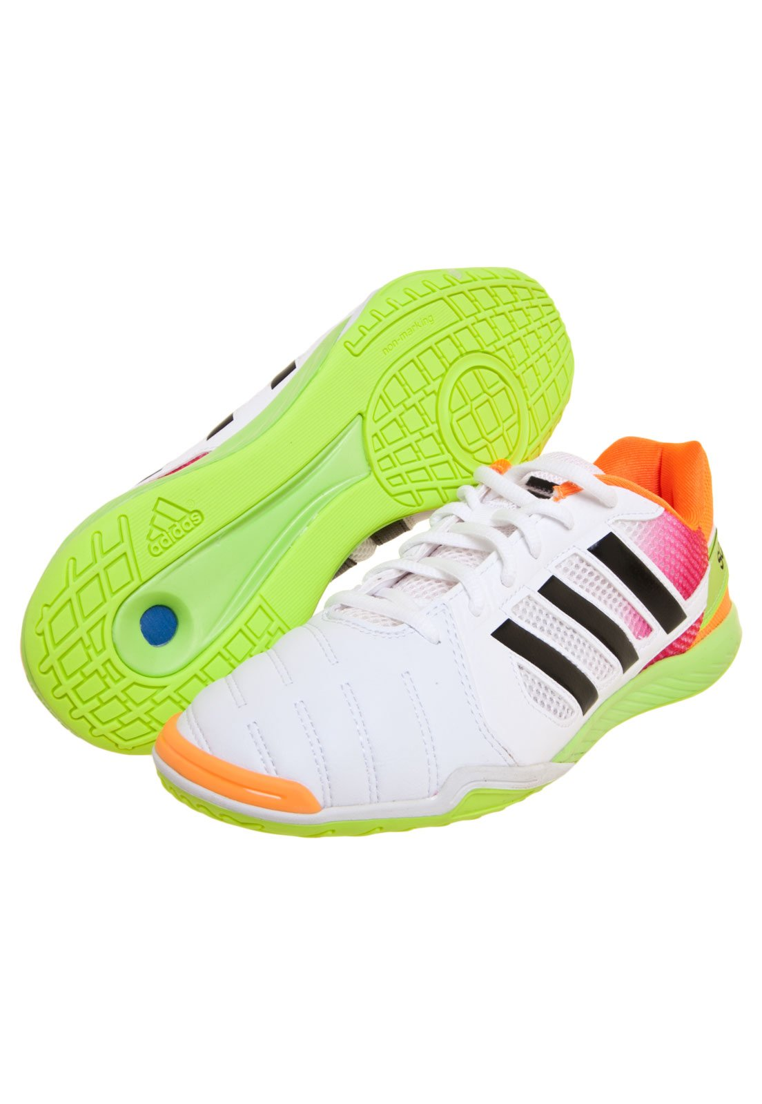 Yükle (1104x1600)Chuteira Compre Futsal adidas Branco FreeFootball TopSala  Branco 13751 Compre Agora c7415d2 - avtoshkola7.onlineChuteira Compre Futsal  ... b826c482a04f7