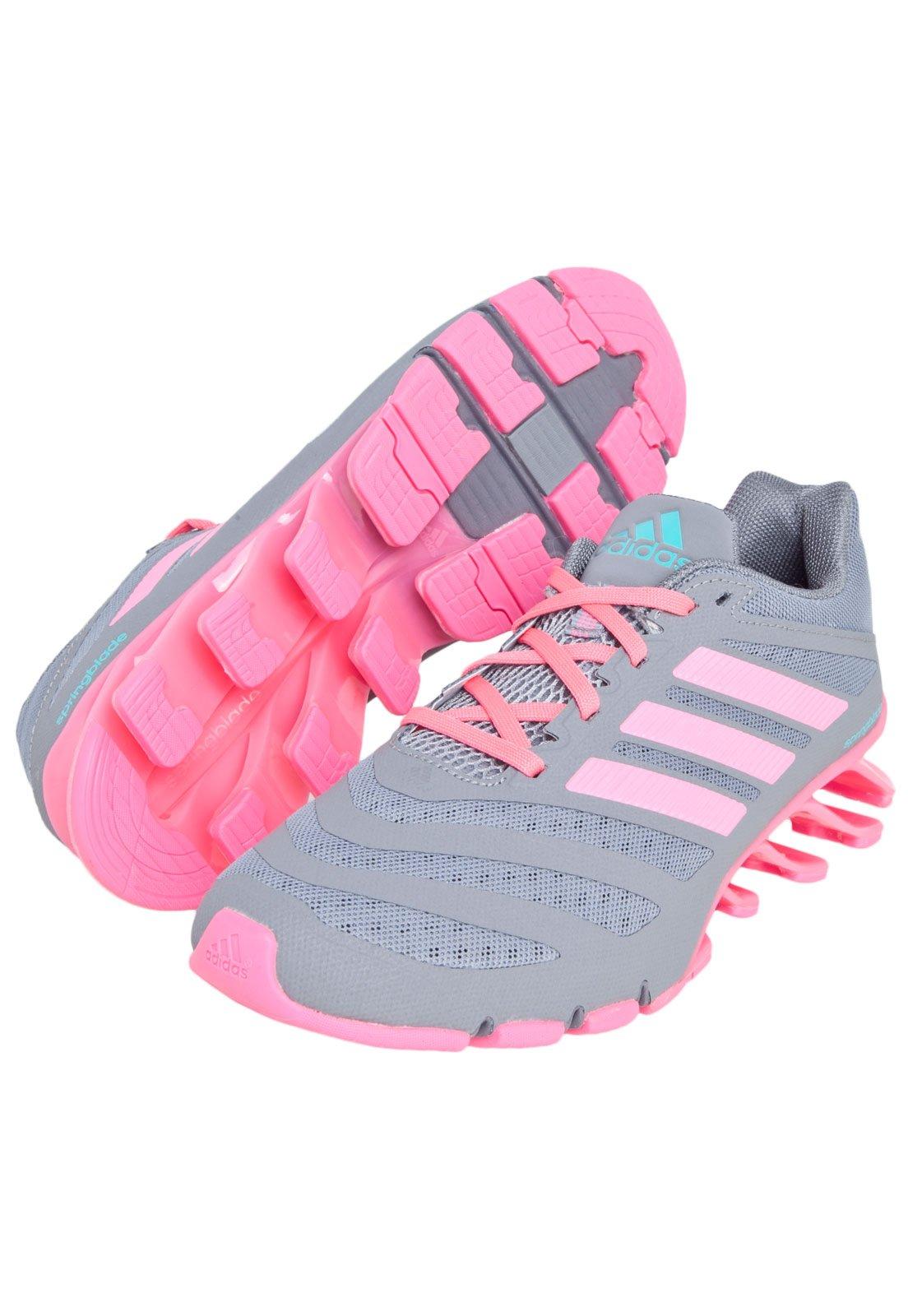 97e016e389ae4 gg68102 tenis adidas feminino rosa