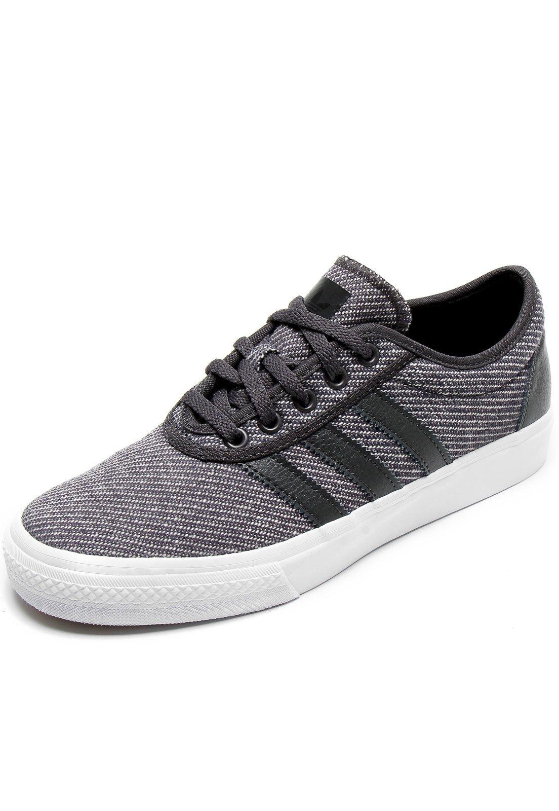 Tenis adidas Skateboarding Adi Ease Cont - Compre Agora  7a38a1e234f2d