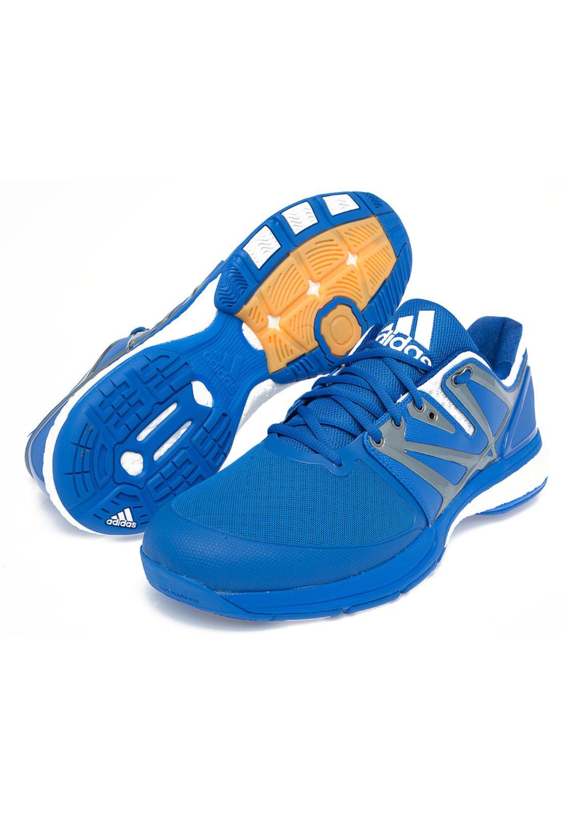 tenis adidas azul stabil 9e9c12ea5be