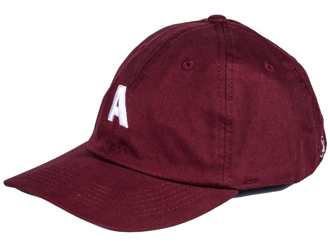 ... the best attitude Bone Alfa Dad Hat Pro Model Silas Ribeiro Bordô -  Compre Agora Kanui ... 94f11357138