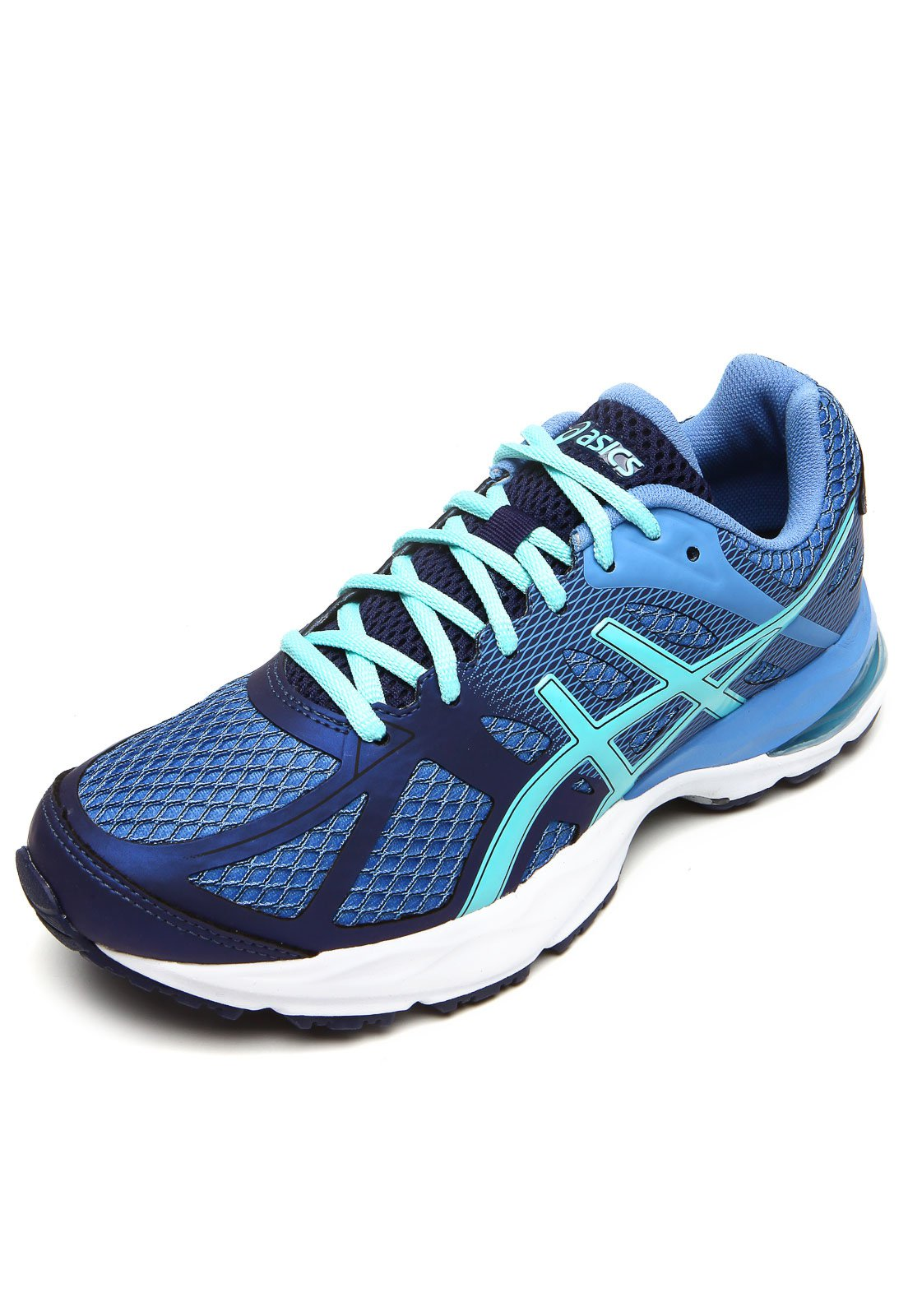 Tênis Asics Gel-Spree Azul - Compre Agora  5155470fd512a