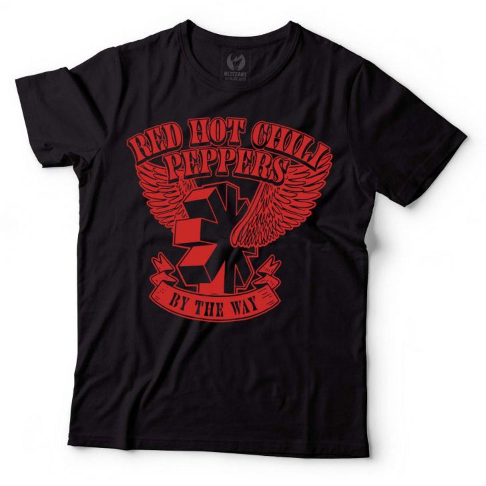 00d4d48ea Camiseta Blitzart Red Hot Chili Peppers - Compre Agora