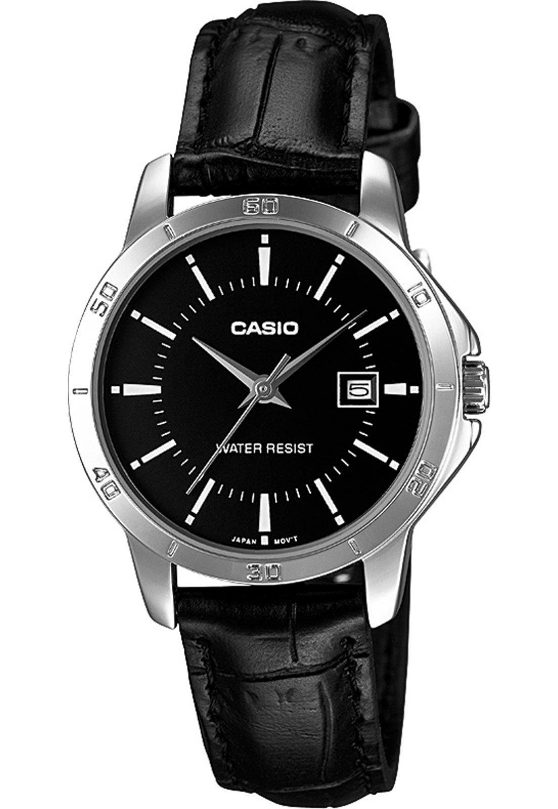 c4bfea99b Casio. Relógio Casio LTPV004L1AUDF Prata
