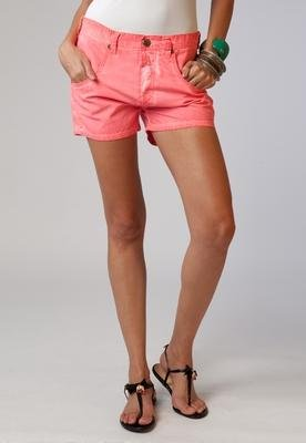 Shorts Frida Rosa