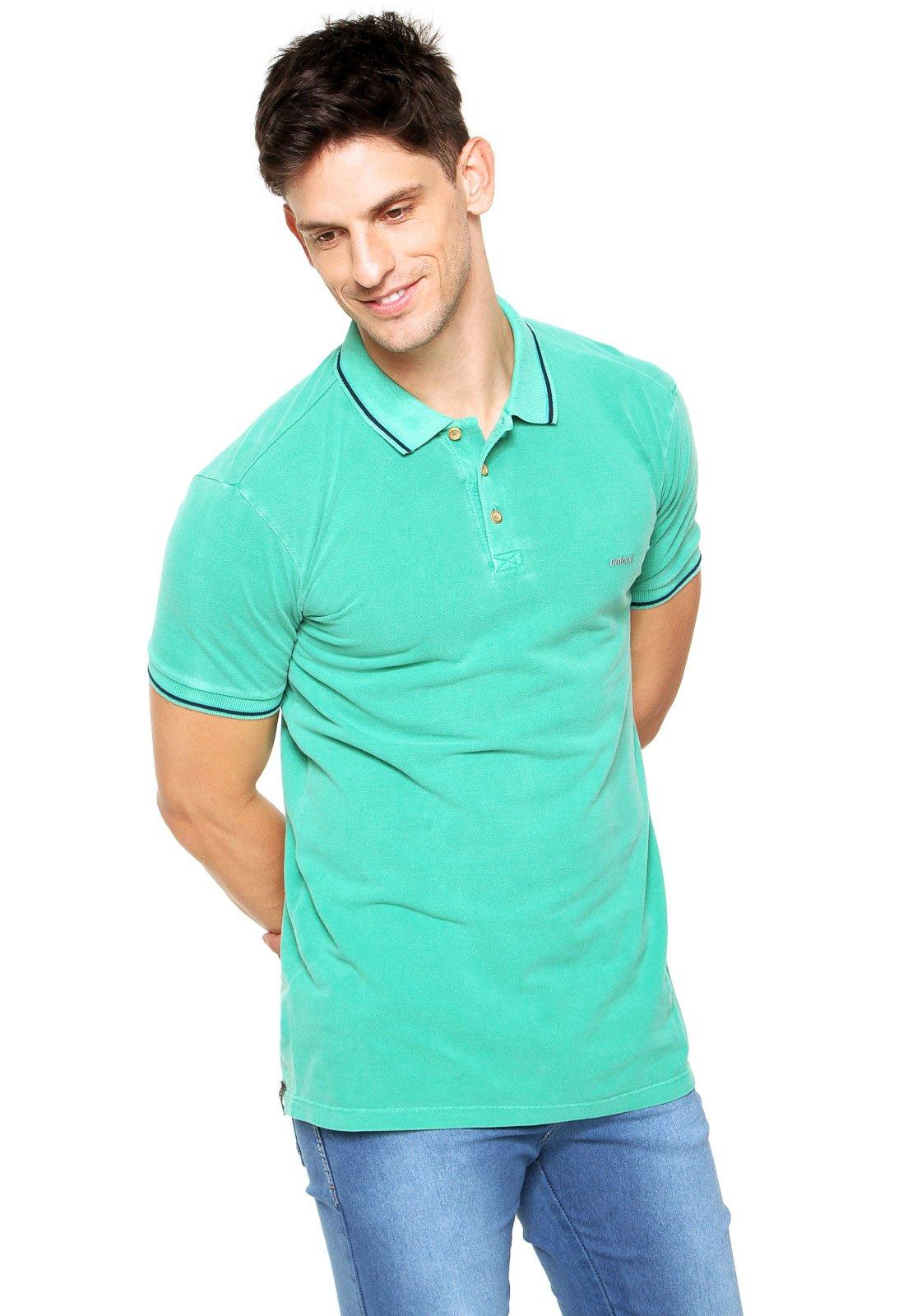 Colcci. Camisa Polo Colcci Brasil Verde a6f6aa148deda