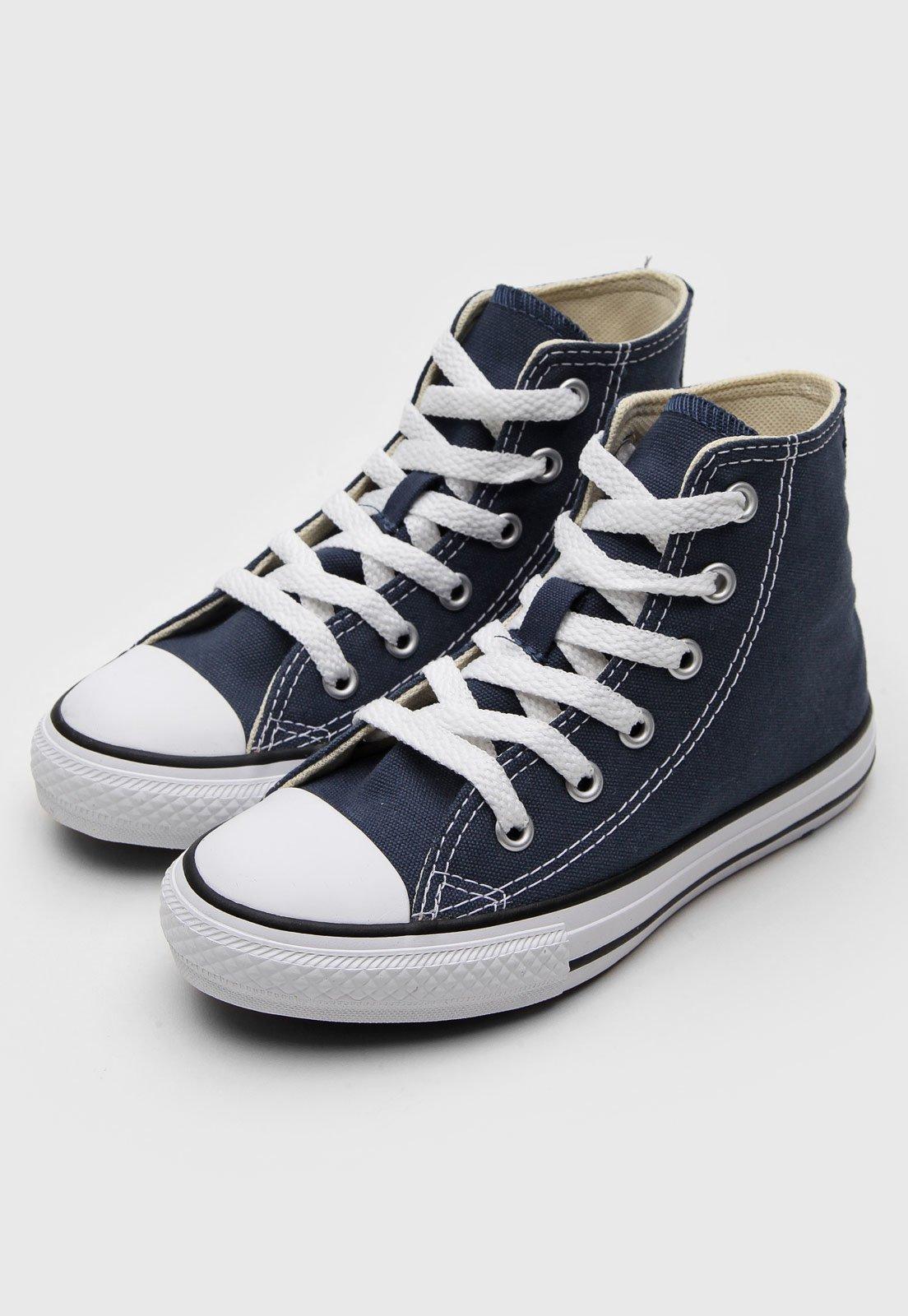 0f8549c615a Tênis Converse Chuck Taylor All Star Azul - Compre Agora