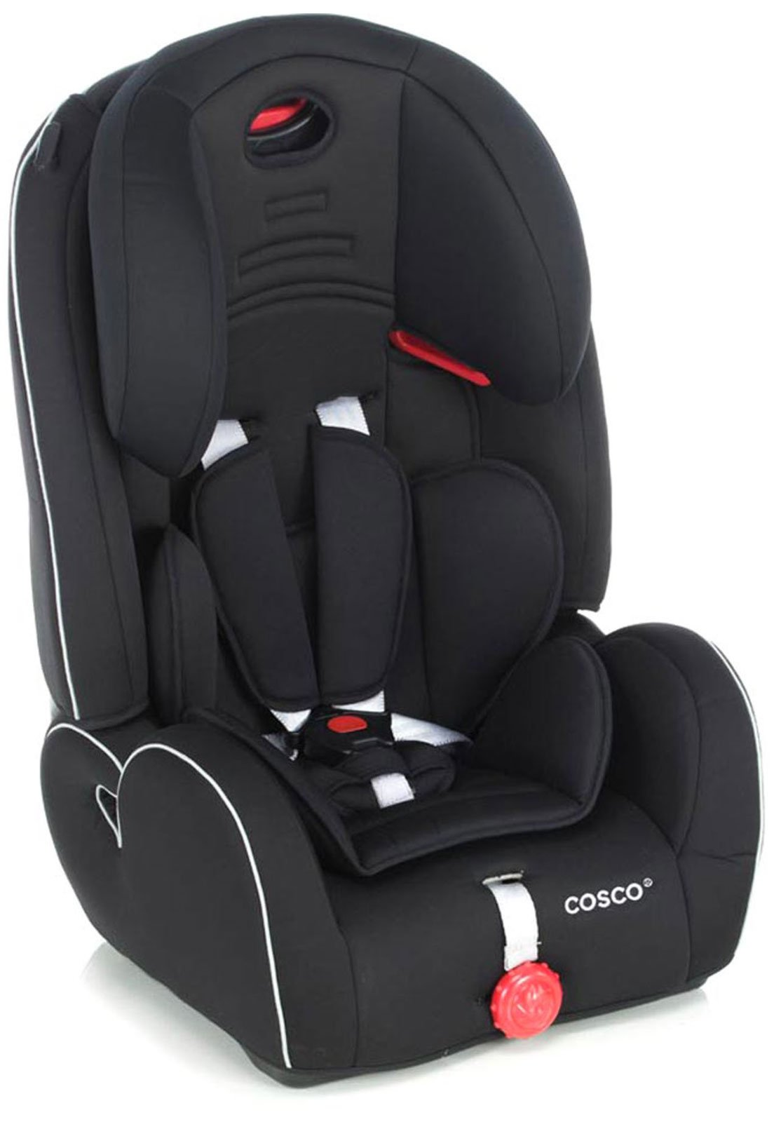 f064002a0 Cadeira para Auto 9 a 36 Kg Evolve Preto Cromo Cosco - Compre Agora |  Tricae Brasil