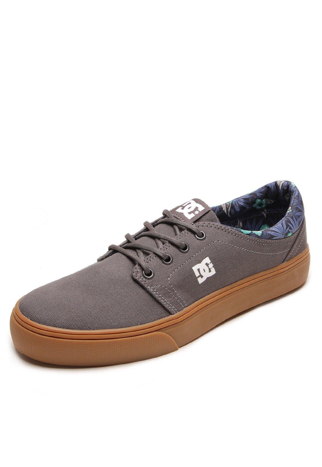 c55f120353c Tênis DC Shoes Trase Tx Se La Cinza - Compre Agora