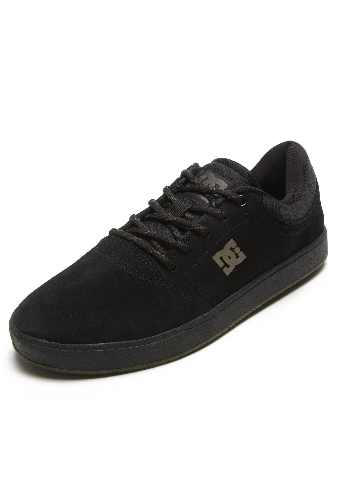 Tenis DC Shoes Crisis Se La Preto - Compre Agora  2da132306246b