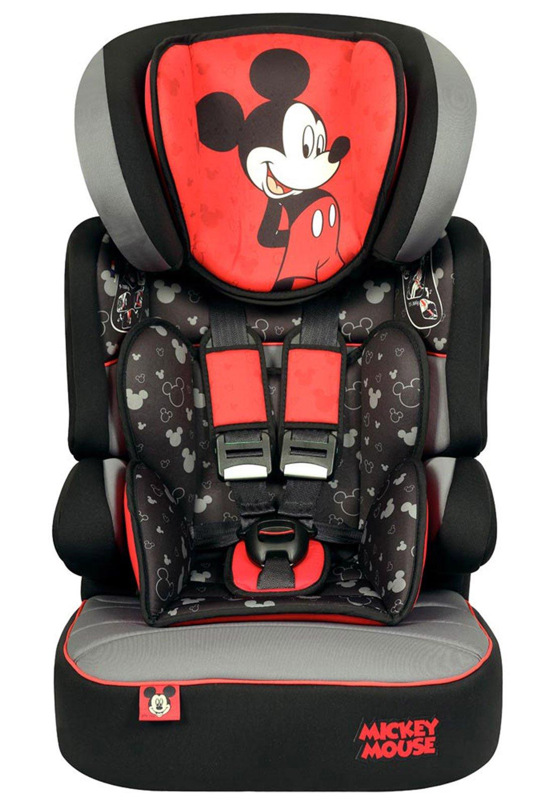 117035d5d Cadeira Para Auto 9 a 36 Kg Disney Beline SP Preta Mickey - Compre Agora |  Tricae Brasil