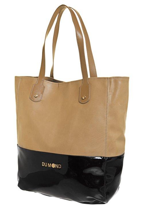 Bolsa Dumond Recorte Preta : Espelho da moda bolsas dumond
