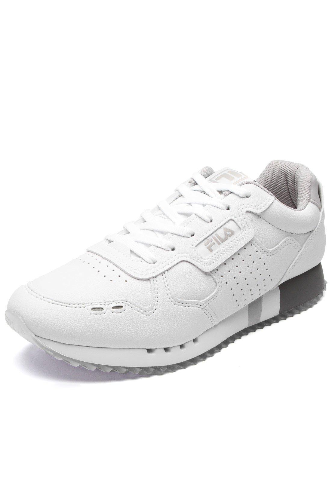 Tênis Fila Classic 92 Branco - Compre Agora  1af21dbb77337