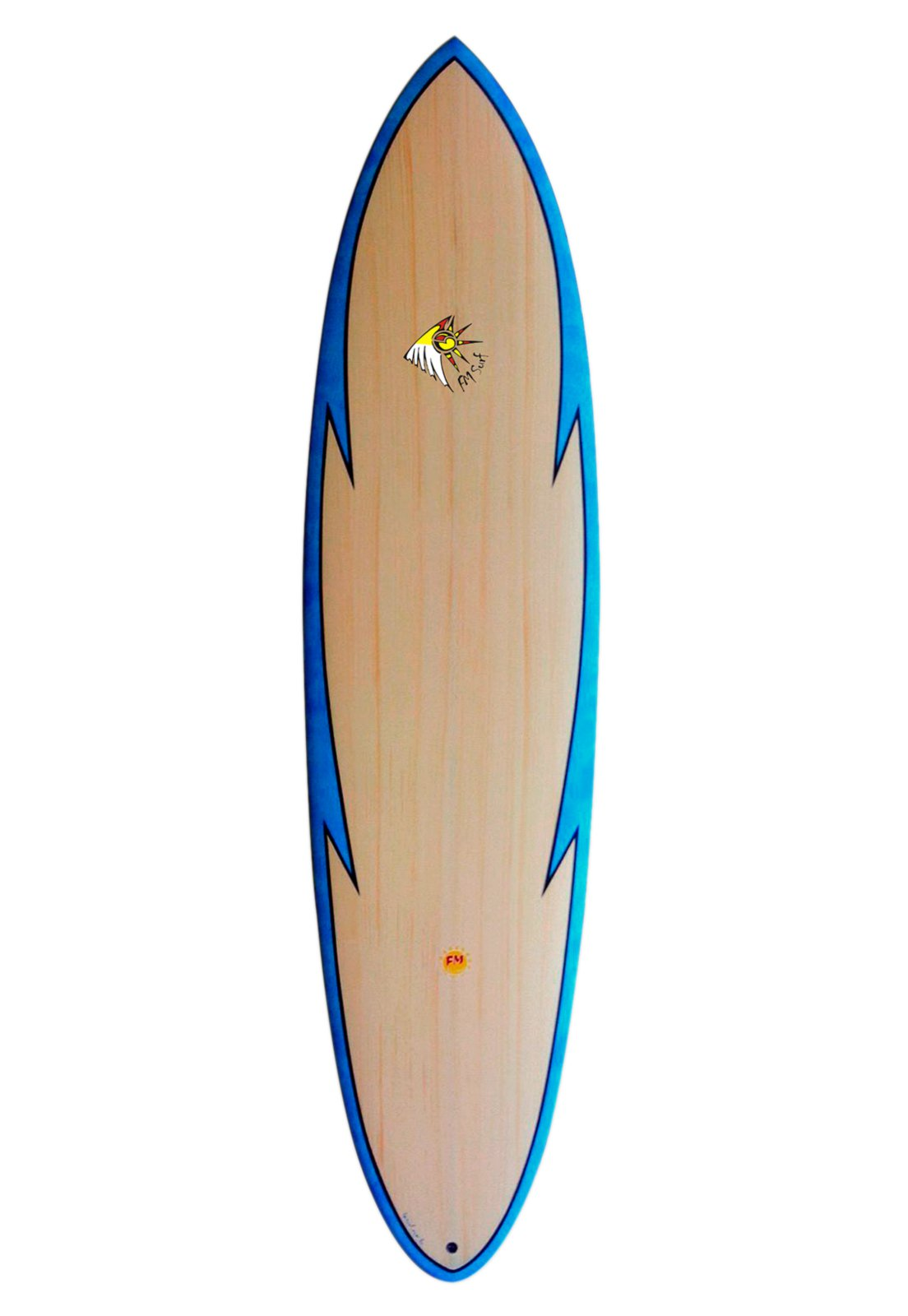 cuidando da sua prancha de surf