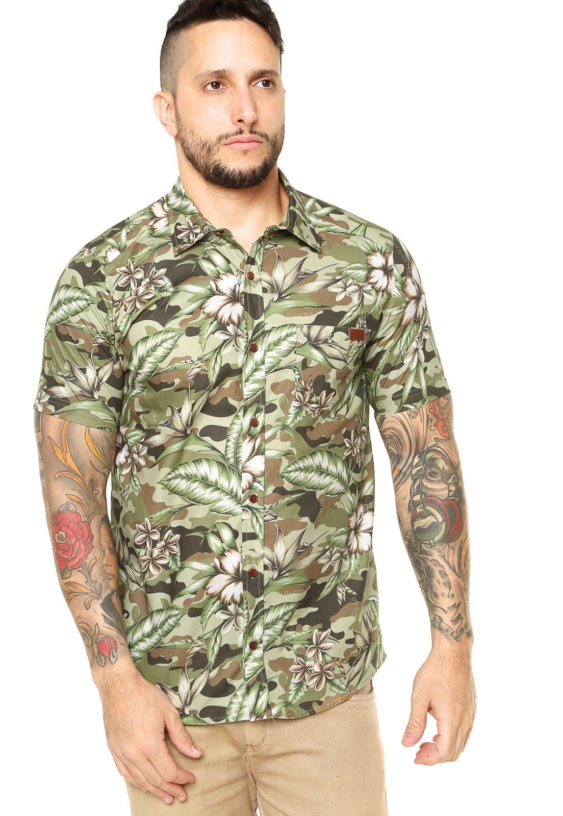 Camisas estampadas masculinas - Blog Kanui f8181417101e7
