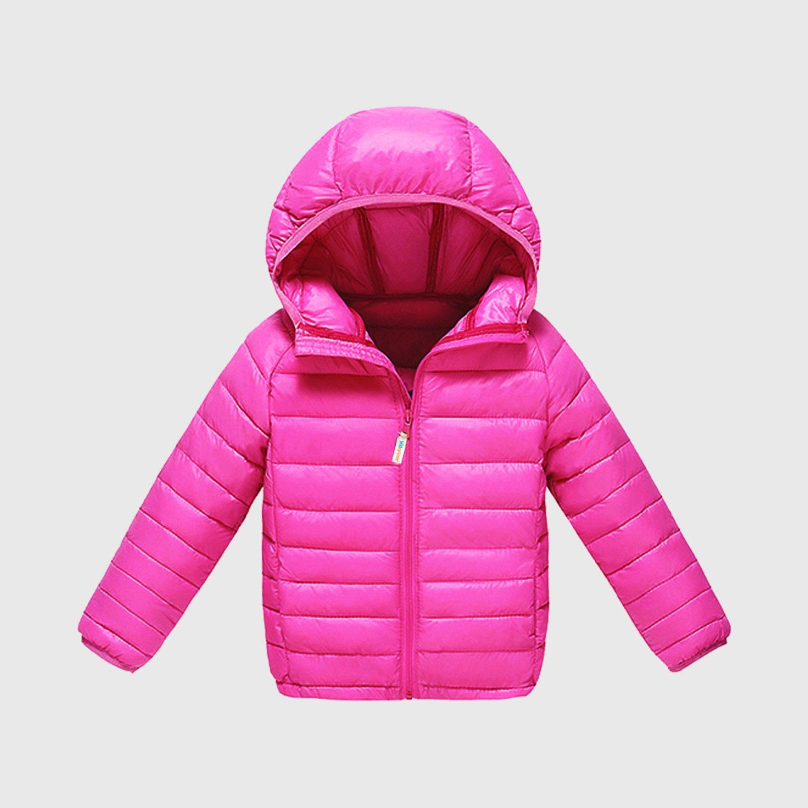 4ac6104ba7bbe Jaqueta Ultraleve Infantil KidSplash! Pink - Compre Agora