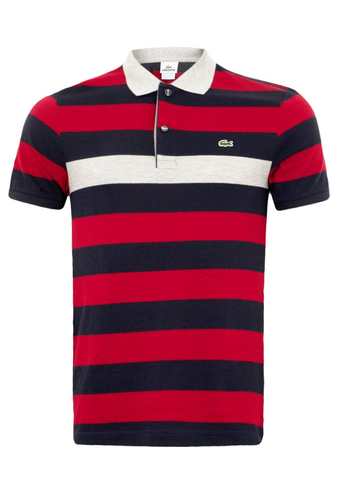 Camisa Da Lacoste Em Promocao