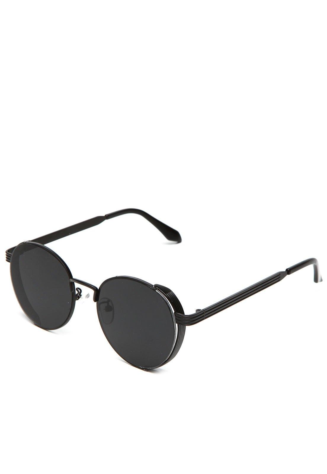 aead66e6c Óculos de Sol MAU MAU Liso Preto - Compre Agora | Kanui Brasil