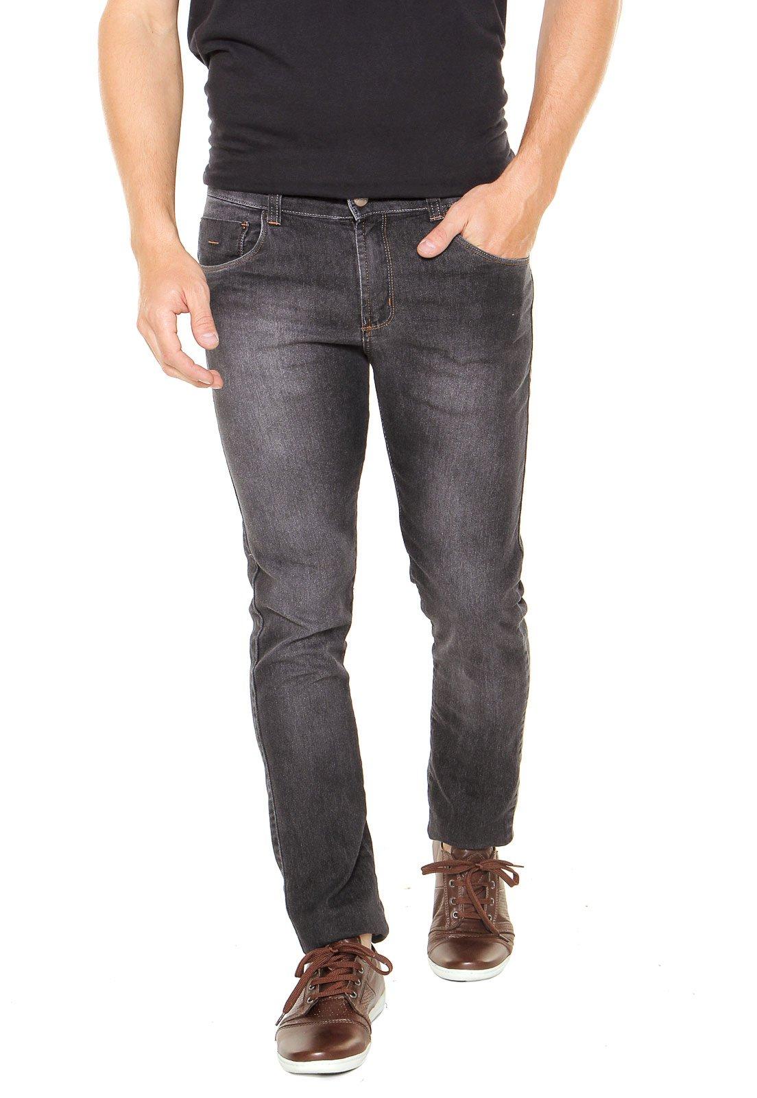 913f9303293fd Calça Jeans Mr Kitsch 9131 Preta - Marca Mr Kitsch ...