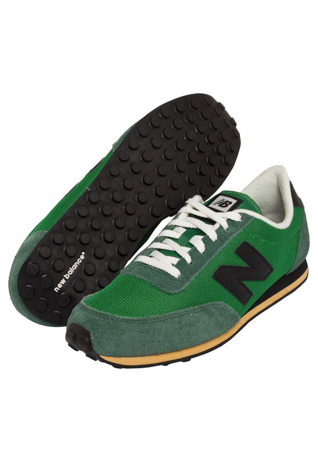 new balance 410 hombre verde