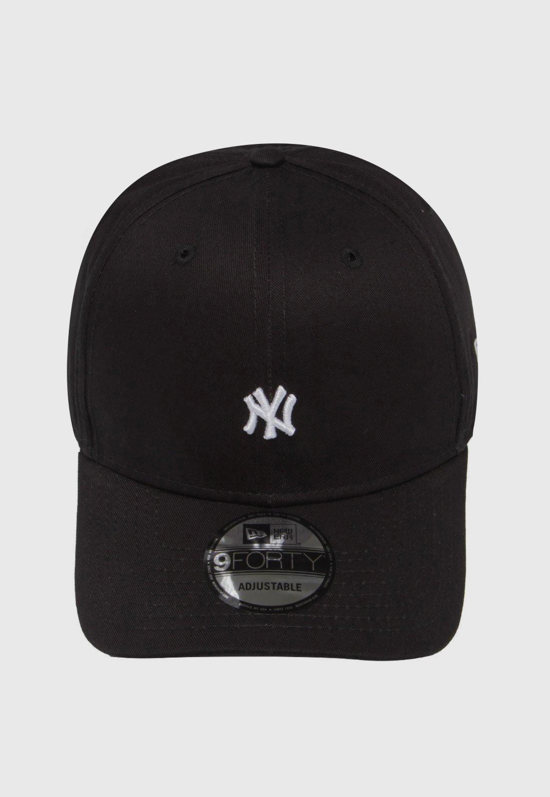 Boné New Era Snapback 940 SN Minilogo New York Yankees Preto - Compre Agora   5c65c4dfc5a