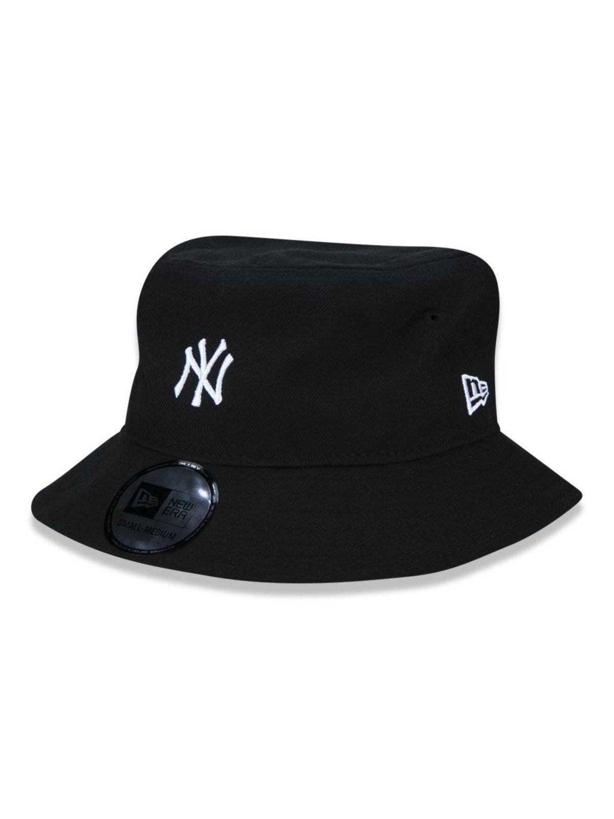 ee17a7d93ffcc Headwear New Era Chapeu Bucket New York Yankees Preto - Compre Agora ...