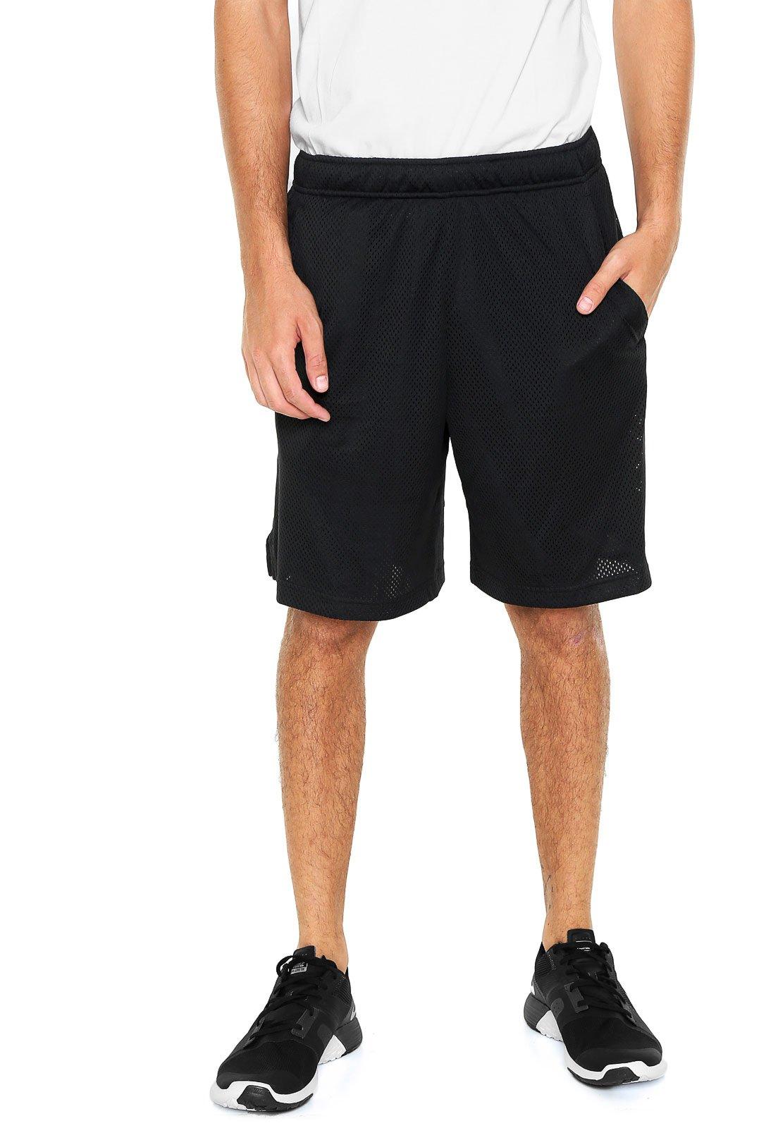26095252b2 Bermuda Nike 9In Monster Mesh Preta - Compre Agora