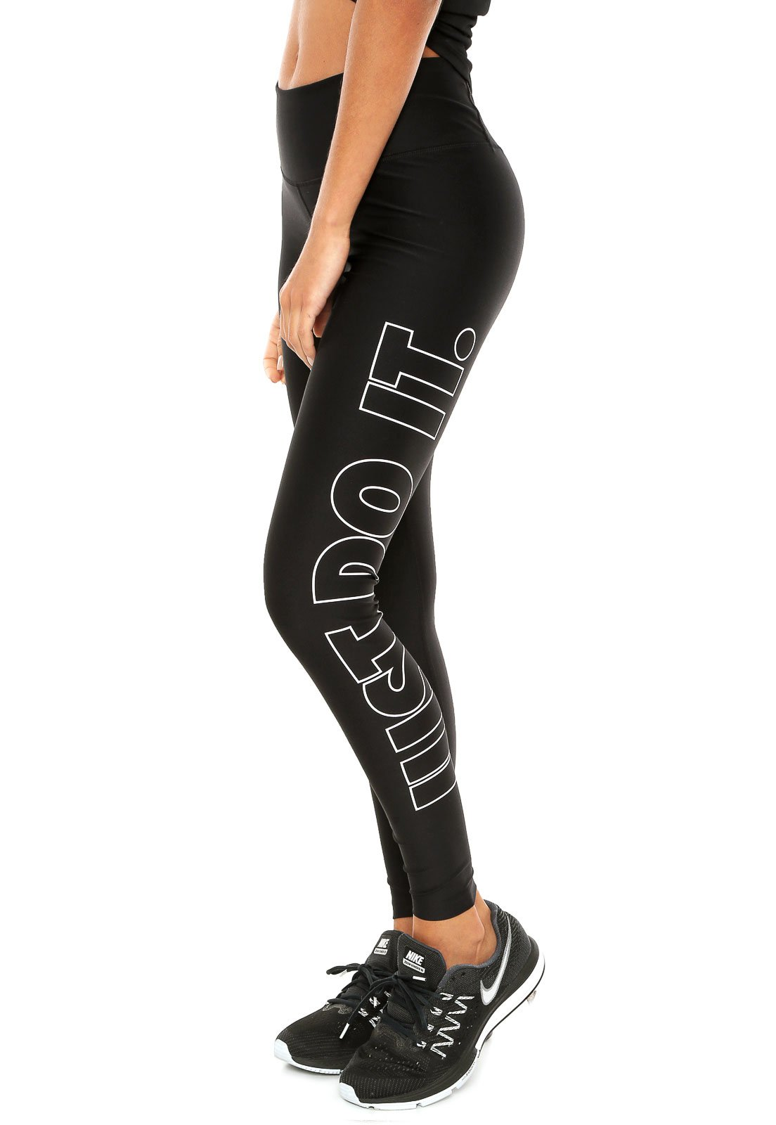 031de845f6a4d Legging Nike Power Tight Poly Jdi Grx Preta - Compre Agora | Kanui Brasil