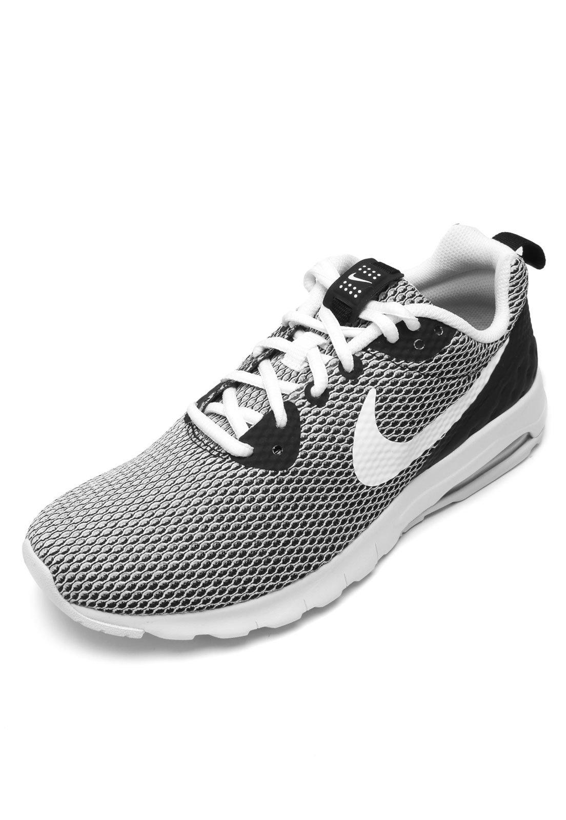 aed7d1edfd Tênis Esportivo Nike Sportswear AIR MAX MOTION LW SE Branco - Compre Agora