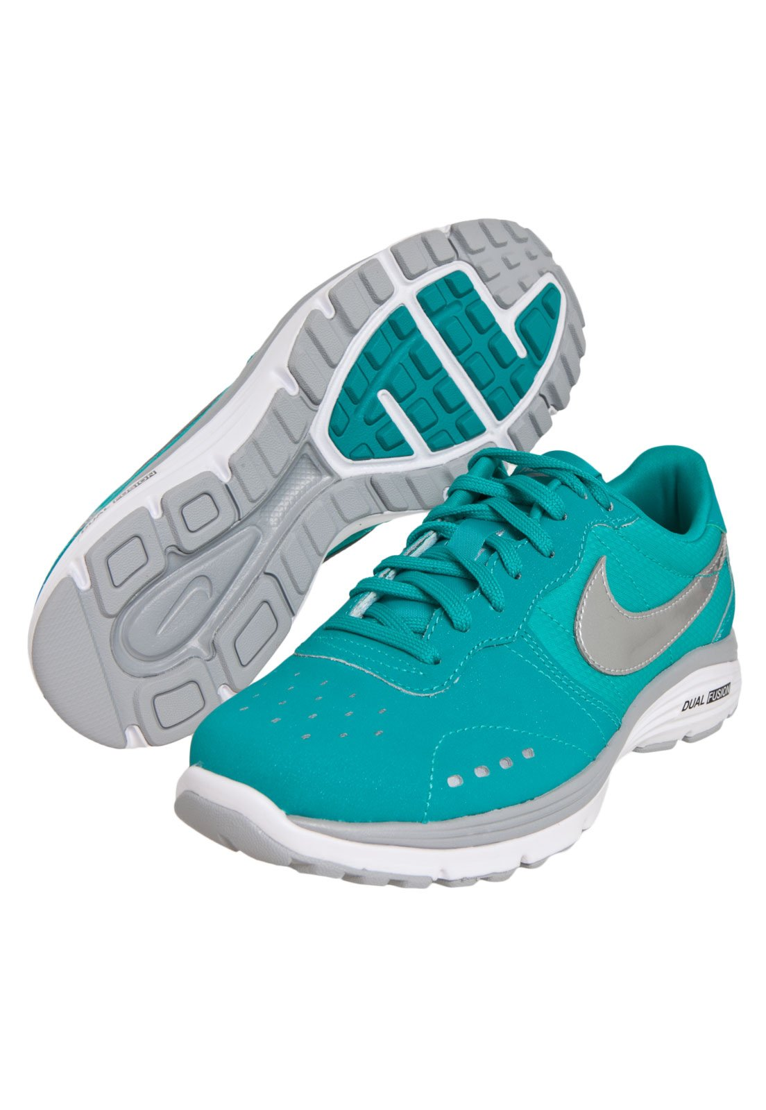 zapatos nike verde agua