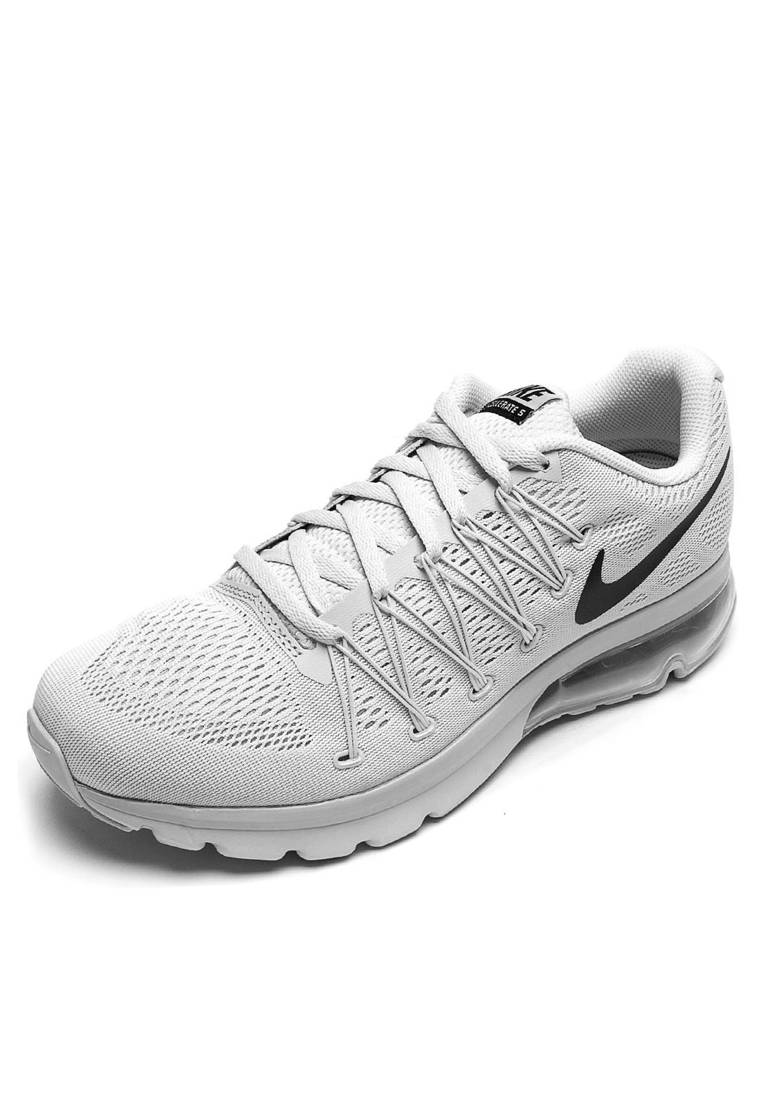 finest selection 5af86 dc6fb Tênis Nike Air Max Excellerate 5 Cinza - Compre Agora   Kanui Brasil