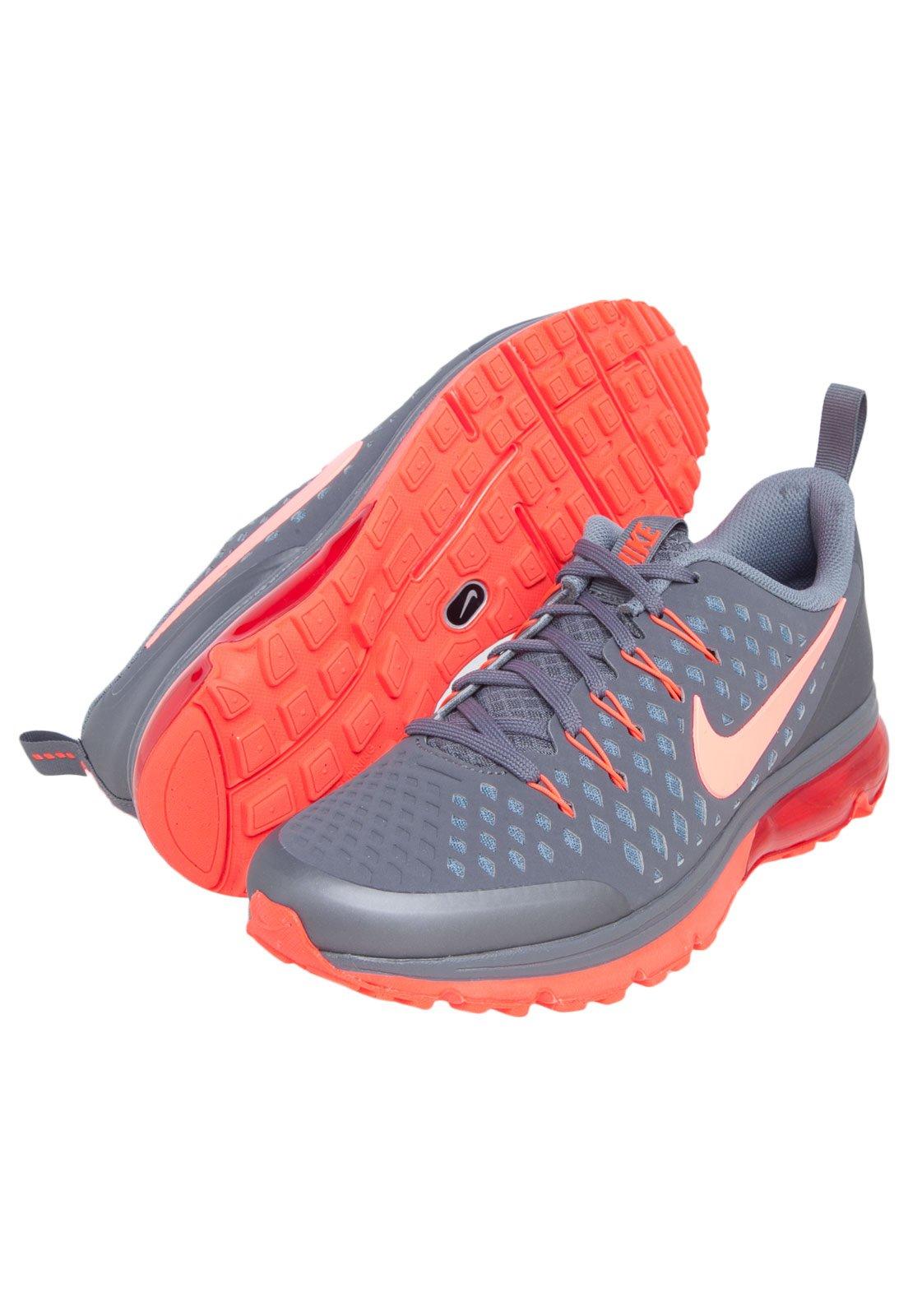 wholesale dealer f8696 7870a ... nouvelle klum quilibre heidi t nis nike sportswear air max supreme 3  cinza ...