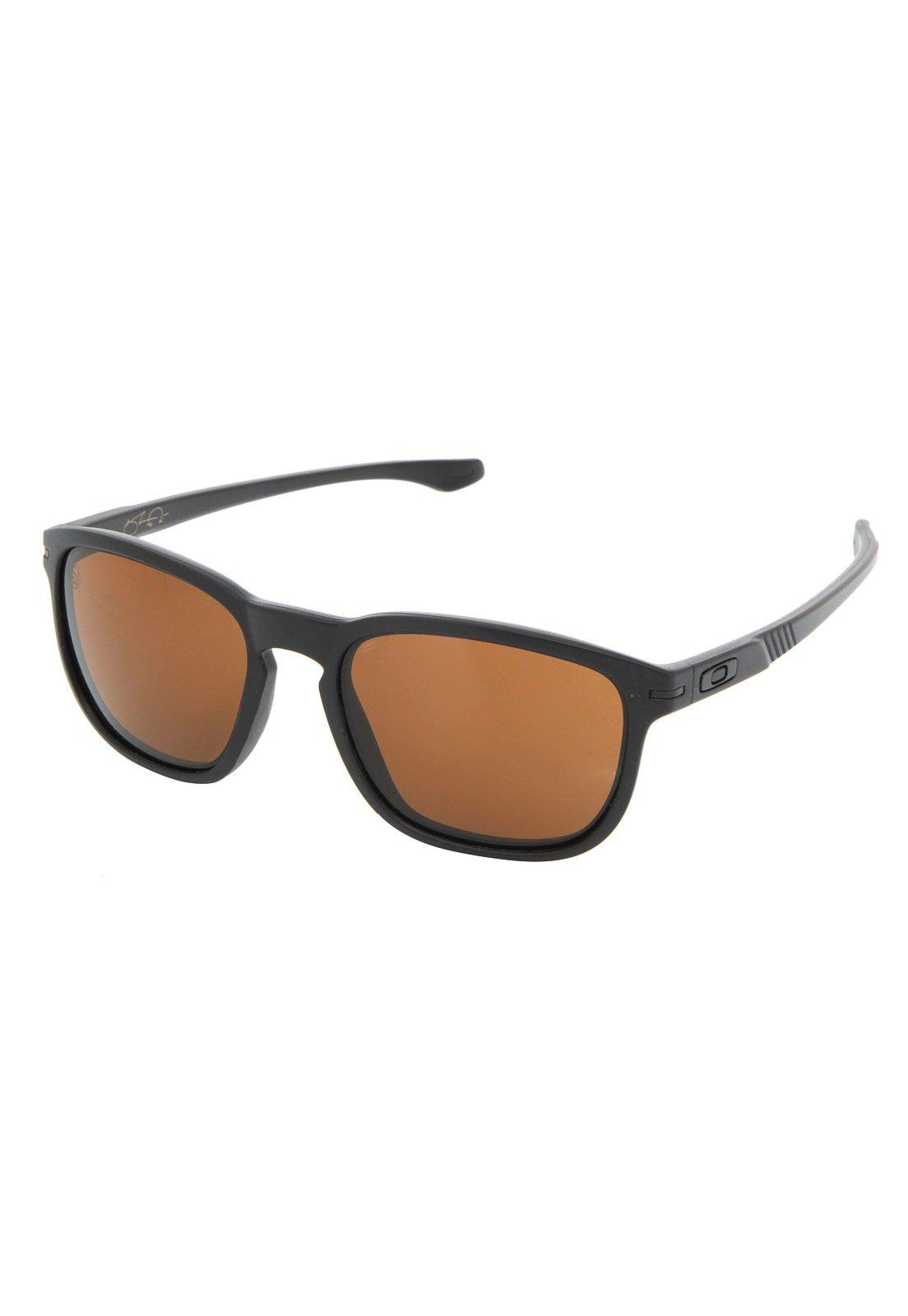 4117ce66aa4fc Óculos de Sol Oakley Enduro Preto - Compre Agora   Kanui Brasil