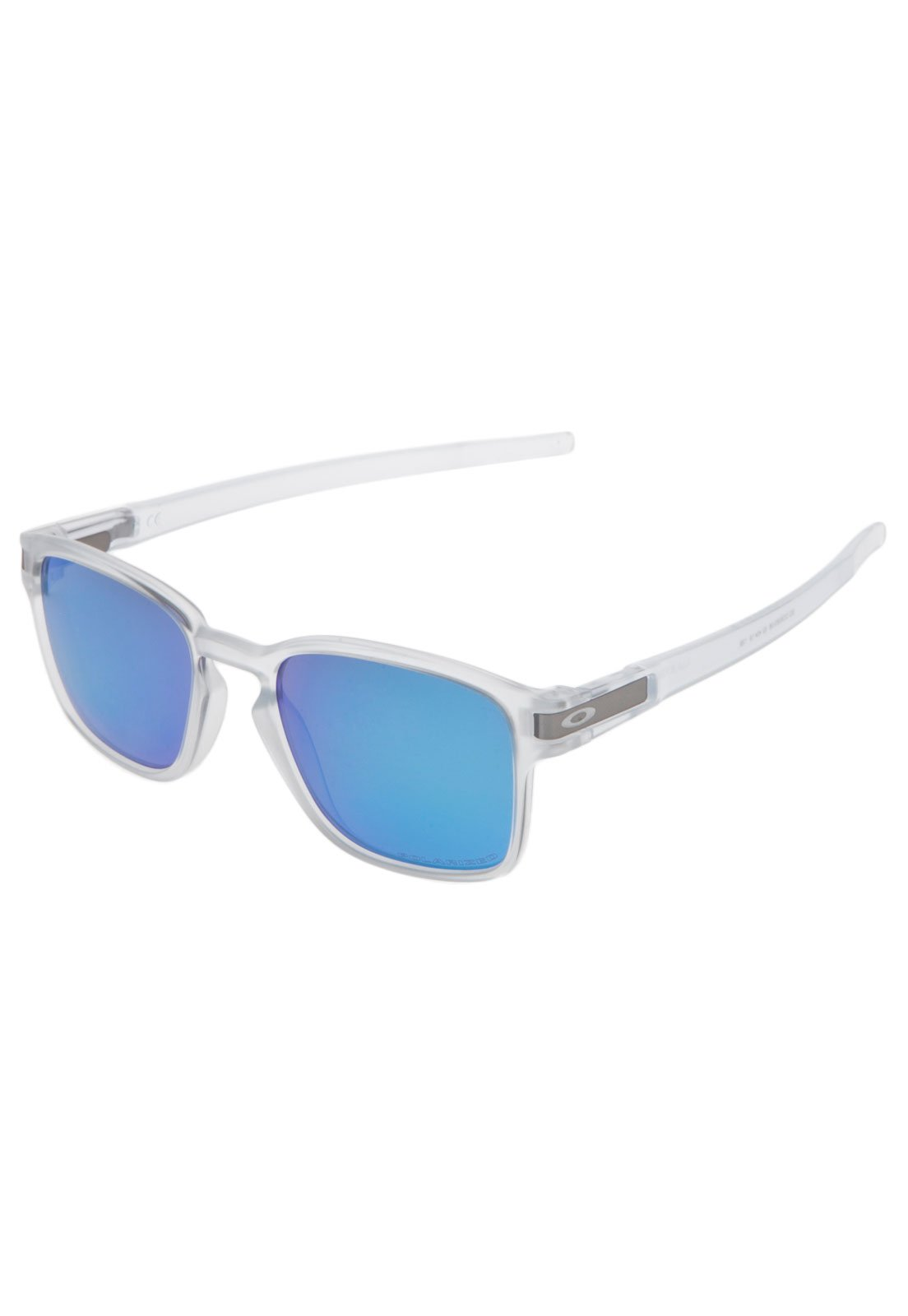 Óculos de Sol Oakley Latch SQ Azul - Compre Agora   Kanui Brasil 26c12aa4c1