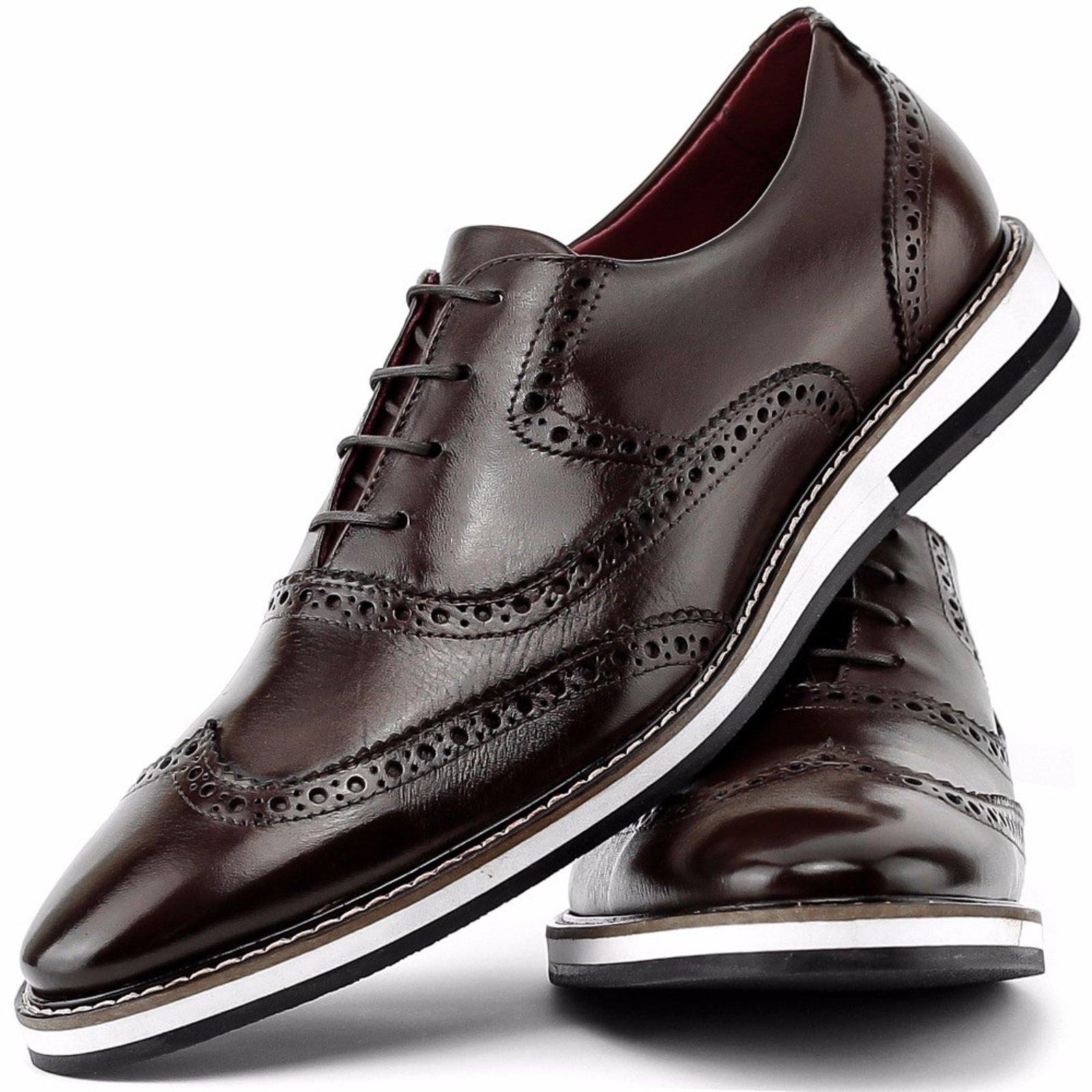 5d60038b6 Sapato ideal para traje esporte fino - Blog Kanui