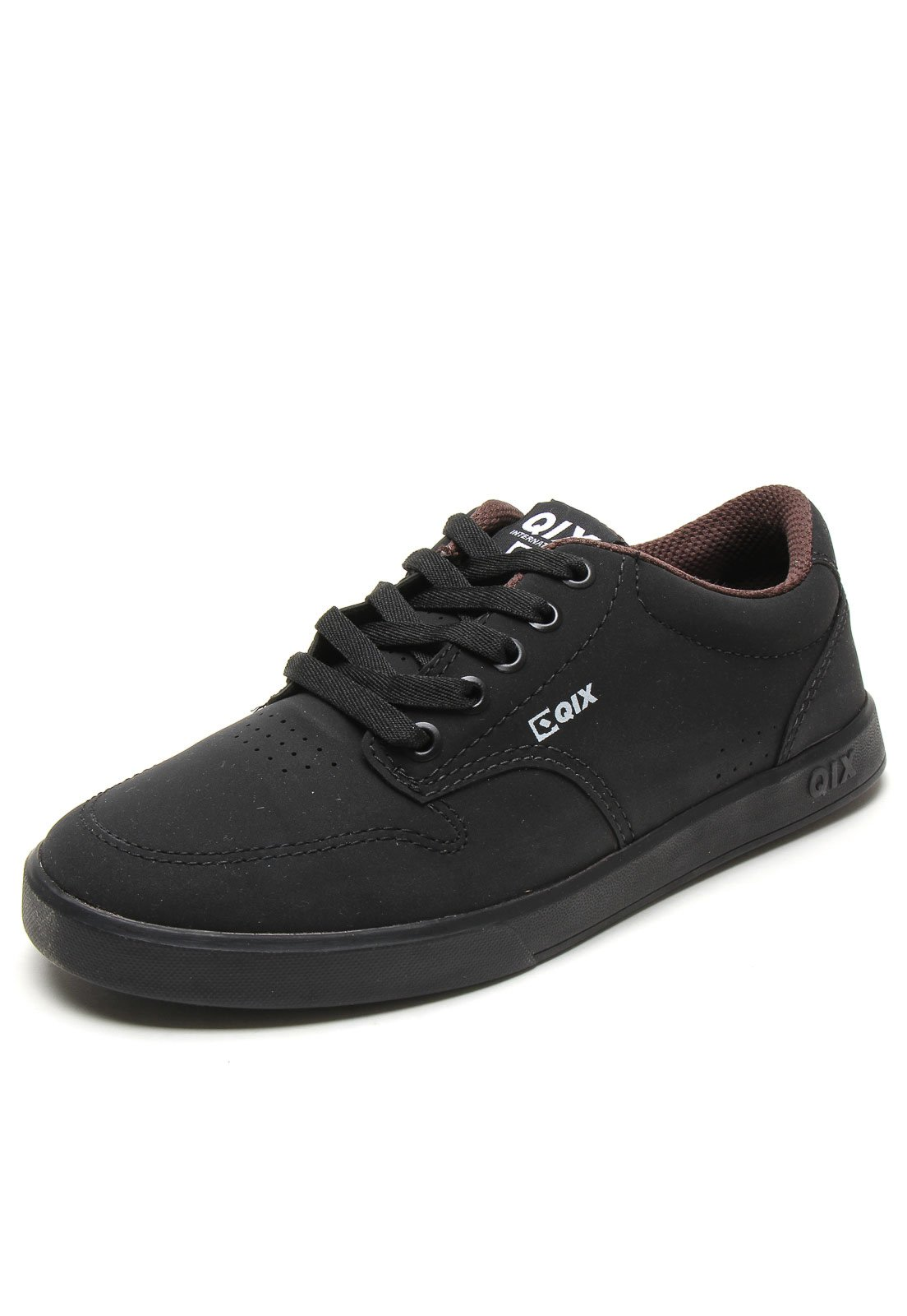 tenis qix new base preto