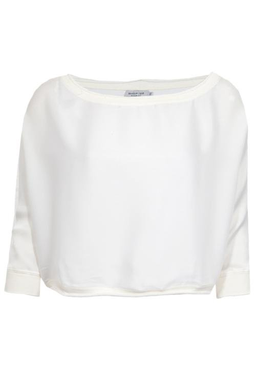 Blusa Shop 126 Amor Off-white