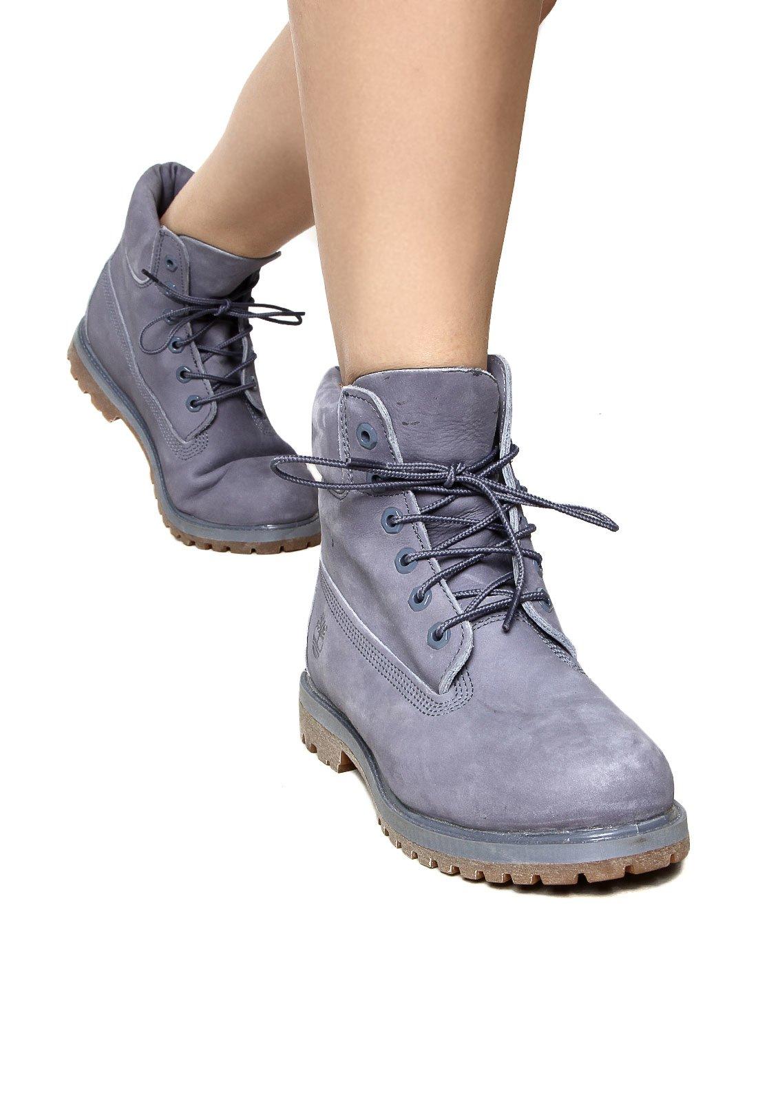 eeac5c27 Timberland. Bota Couro Timberland Yellow Boot 6 Premium ...
