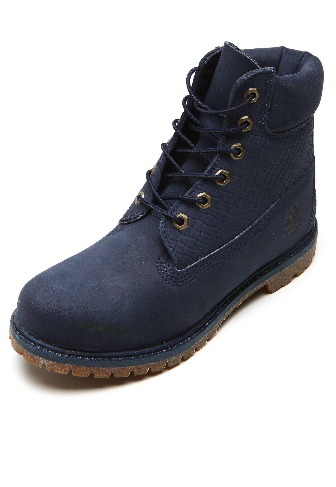 96a329c7a8 Timberland. Bota Couro Timberland Yellow Boot ...