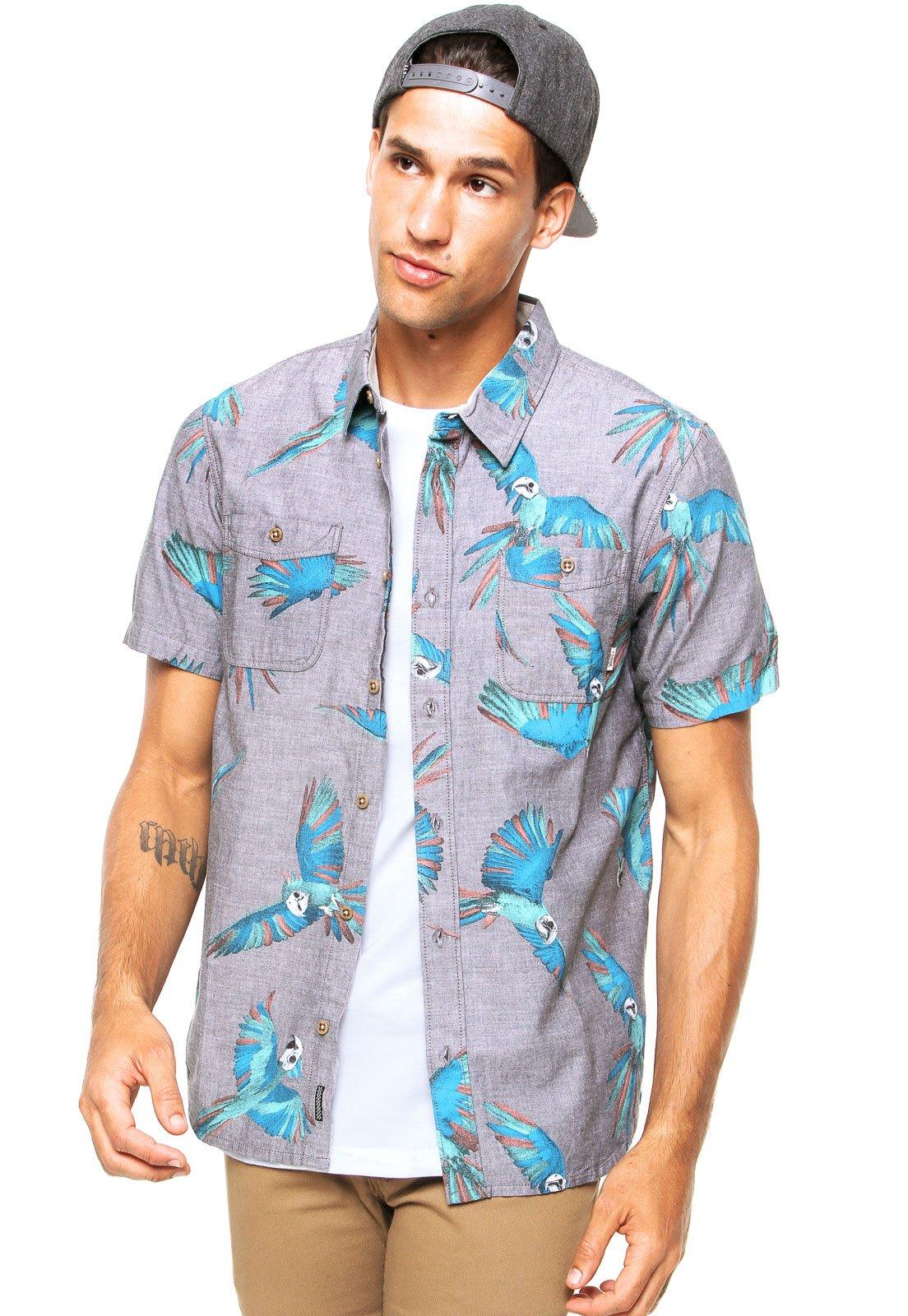 df995719e0d6e Camisas estampadas masculinas - Blog Kanui