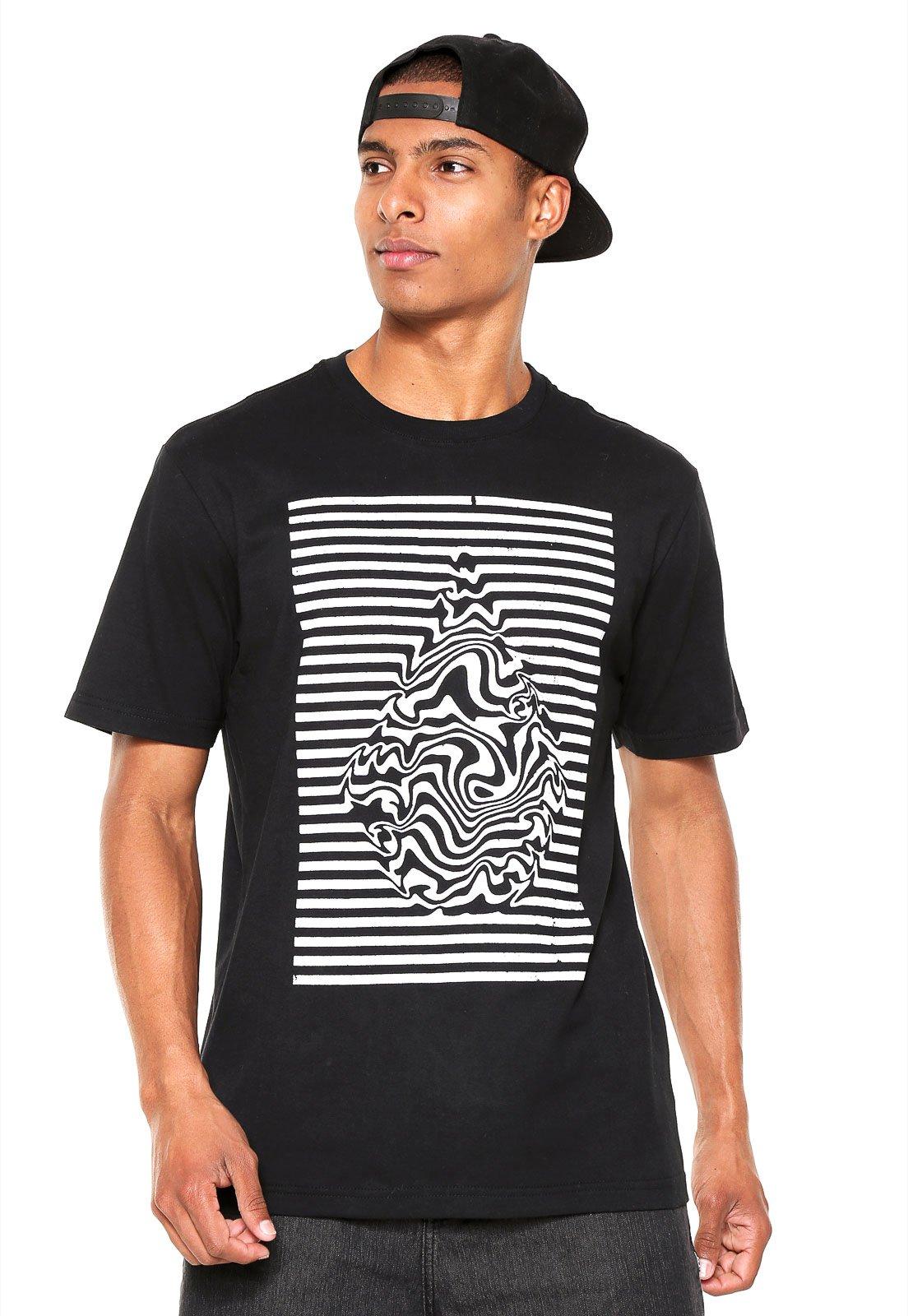 ... Camiseta Volcom Stone Trip Preta - Compre Agora Kanui Brasil  52869166103e5a  Camisa adidas Campeon 15 ... 04f2c8feb33af