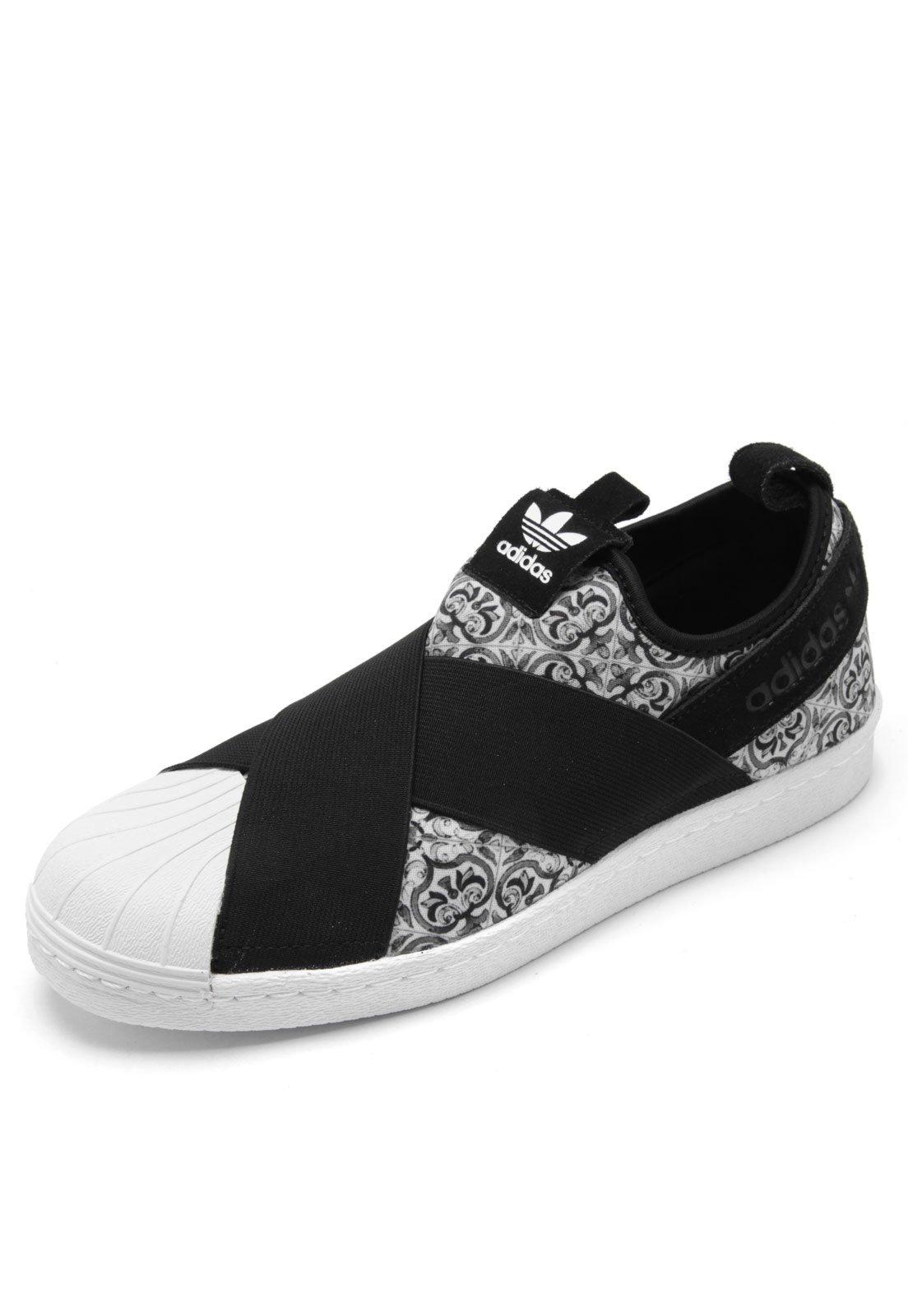 59510bfcb Tênis adidas Originals Superstar Preto - Compre Agora