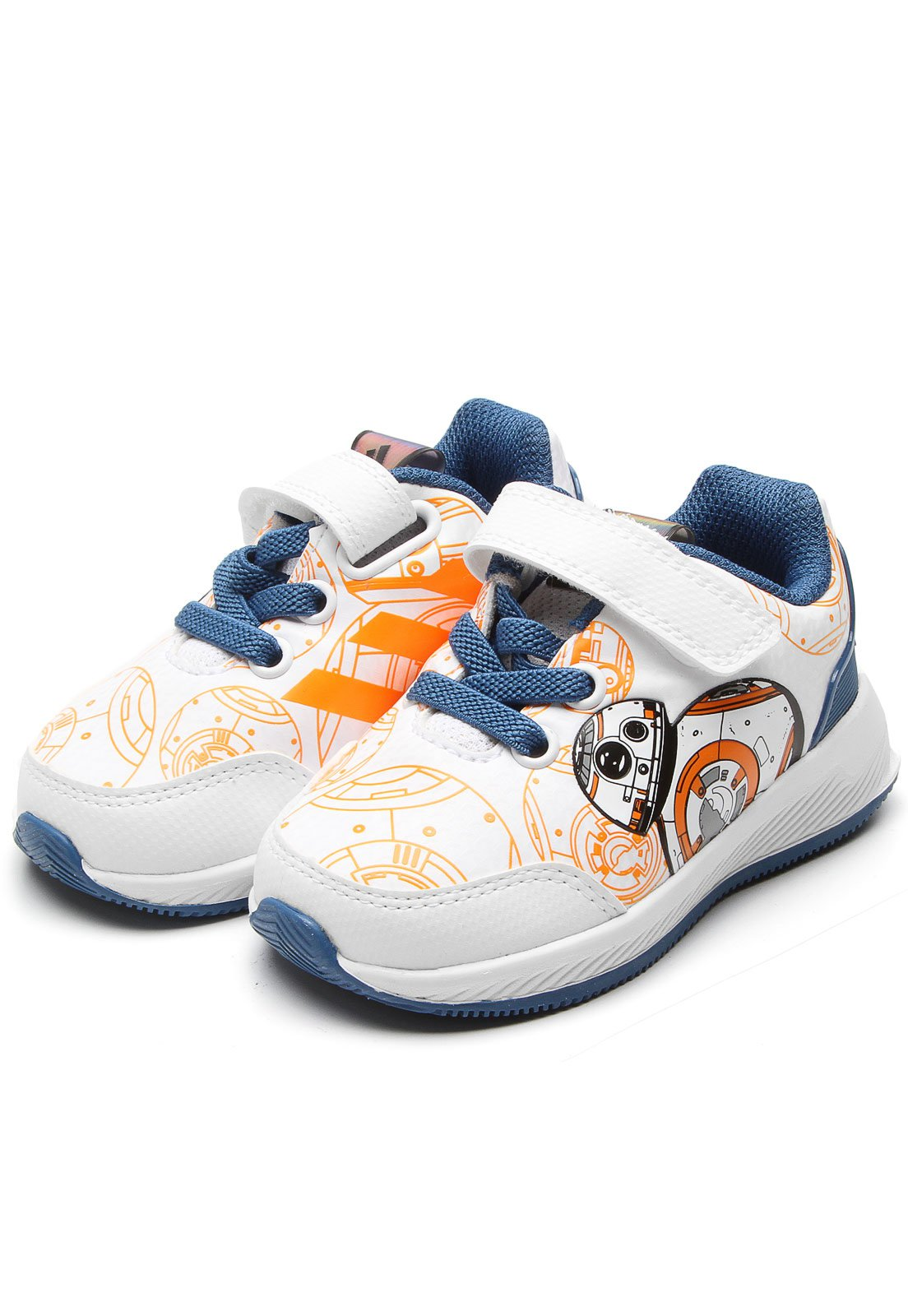 8908b35f813a2 Tênis adidas Star Wars Branco - Compre Agora