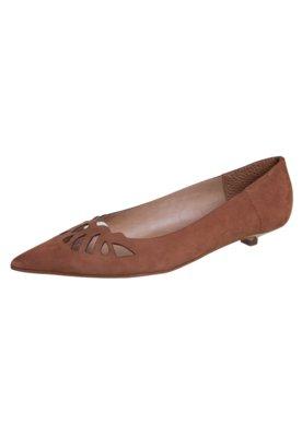 Sapato Scarpin Andarella Fine Marrom