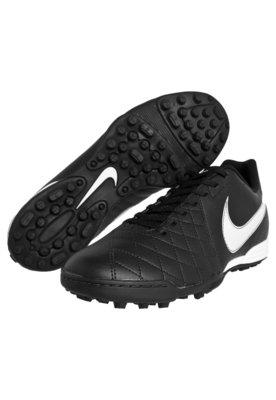 Chuteira Socyet Nike Flare TF Preta